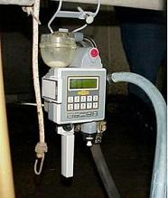 Conductivity can be used to detect early mastitis
